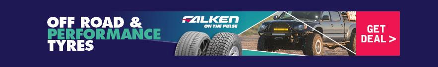 Falken Offroad Tyres at AAA Tyres