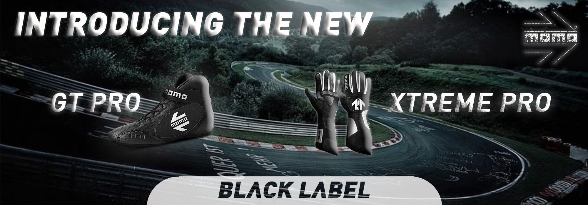 Black Label GT Pro and XTREME Pro