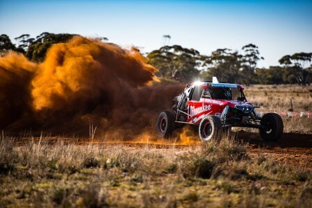 TEAM TOYO TAKES OFF-ROAD CHAMPIONSHIP cover image