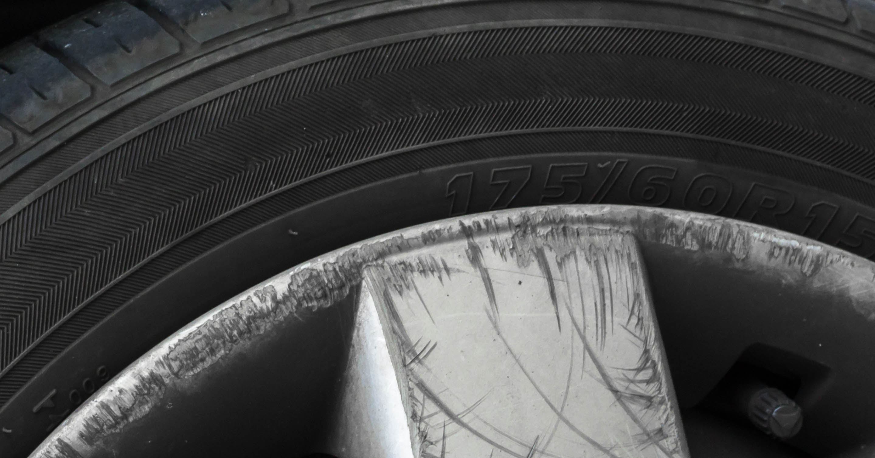 HELP STOP GUTTER-RASH: THE WORST DISEASE FOR WHEELS AND TYRES cover image